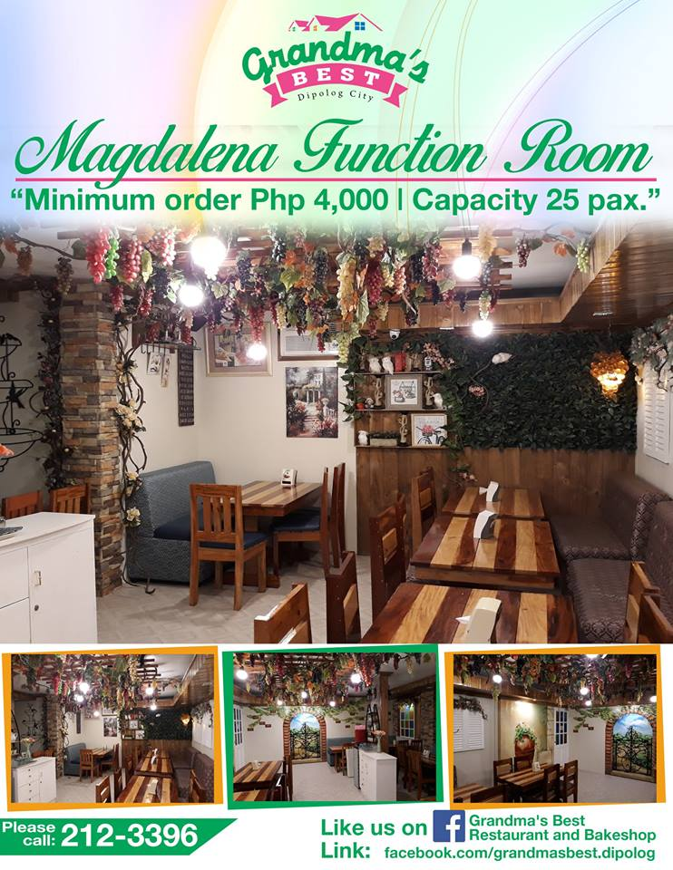 Magdalena Function Room