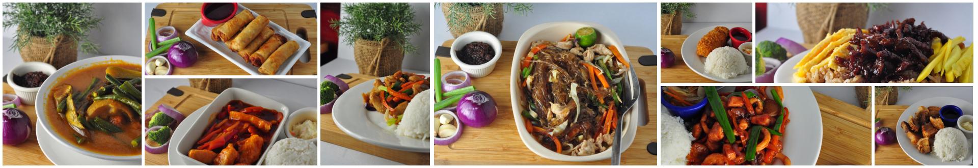 filipino dishes